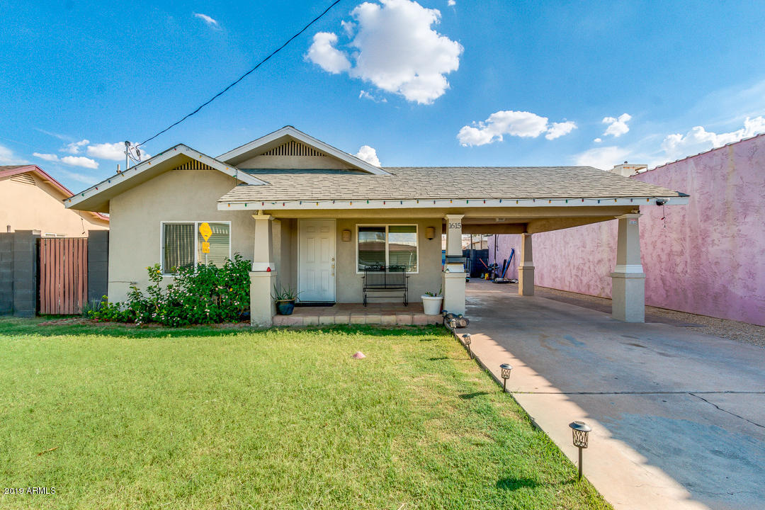 Photo of 1615 E YALE Street, Phoenix, AZ 85006