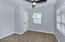 Fourth bedroom / Office