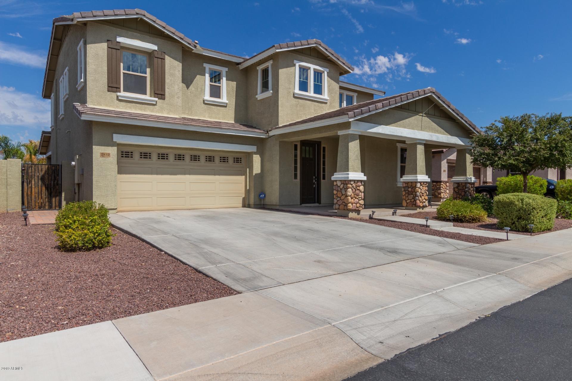 Photo of 2832 E QUENTON Street, Mesa, AZ 85213