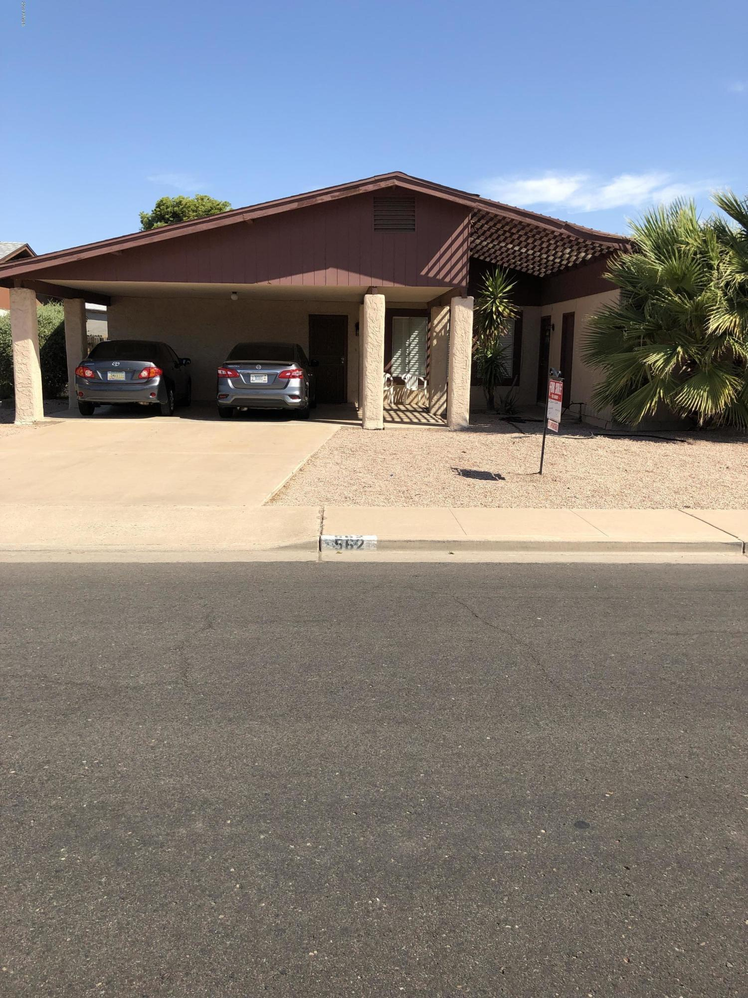 Photo of 562 W Enid Avenue, Mesa, AZ 85210
