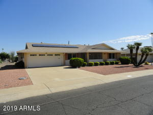 13834 N KAANAPALI Drive, Sun City, AZ 85351