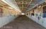 16' Aisle Way Center Aisle Barn