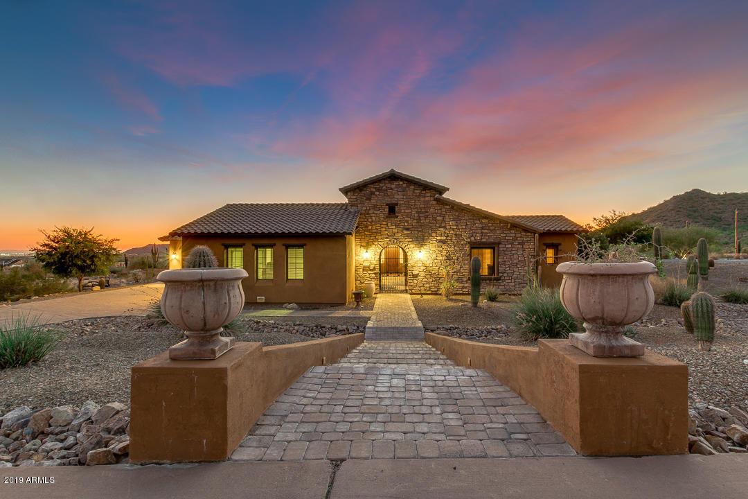 Photo of 2644 N TAMBOR --, Mesa, AZ 85207