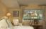 Master bedroom window-