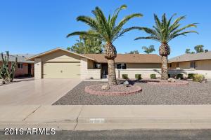 17822 N CONQUISTADOR Drive, Sun City West, AZ 85375