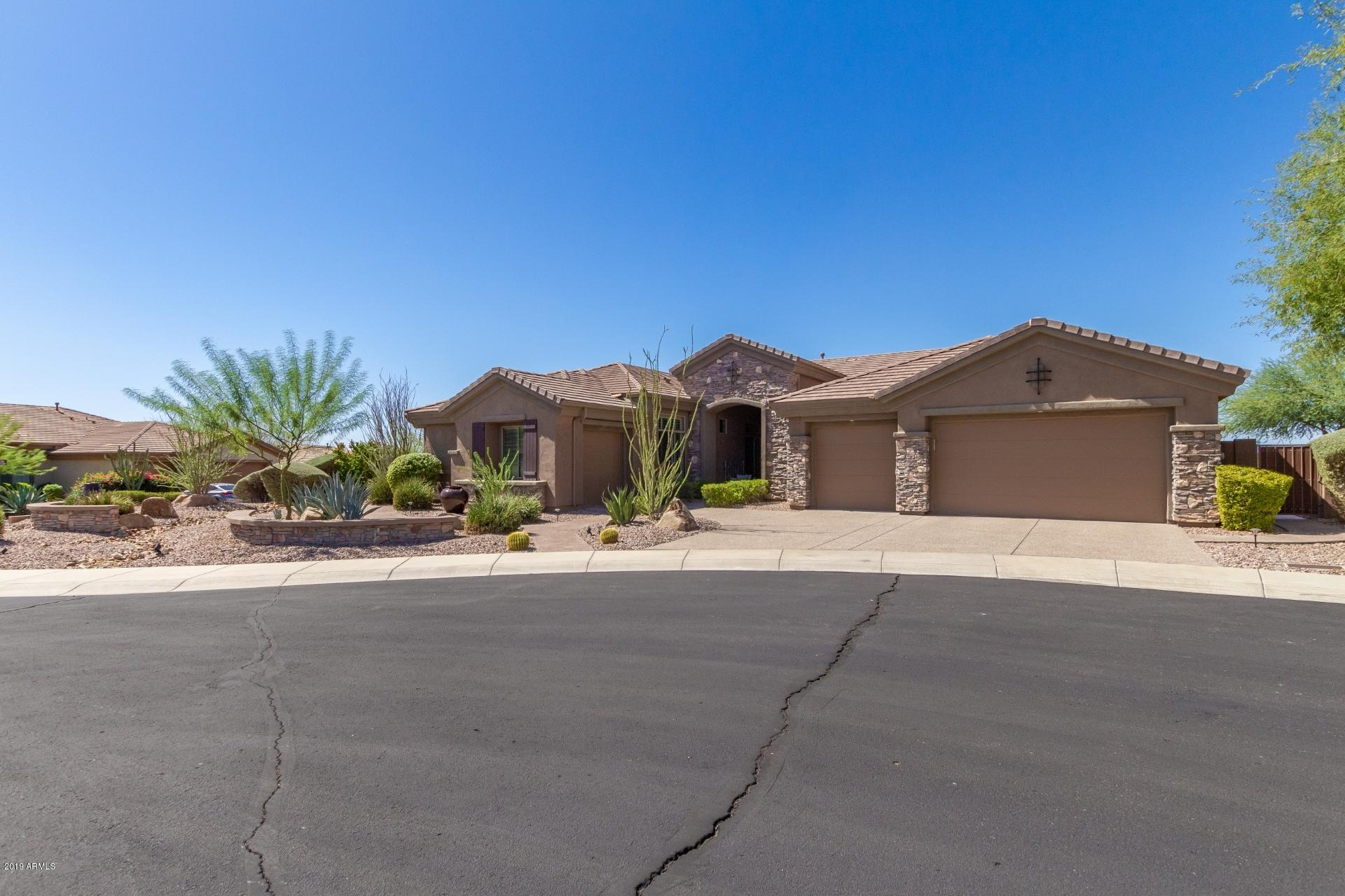Photo of 40904 N RIVER BEND Court, Anthem, AZ 85086