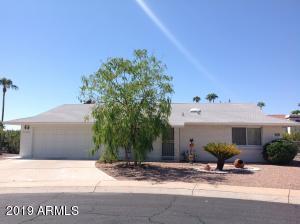 17406 N FOOTHILLS Drive, Sun City, AZ 85373