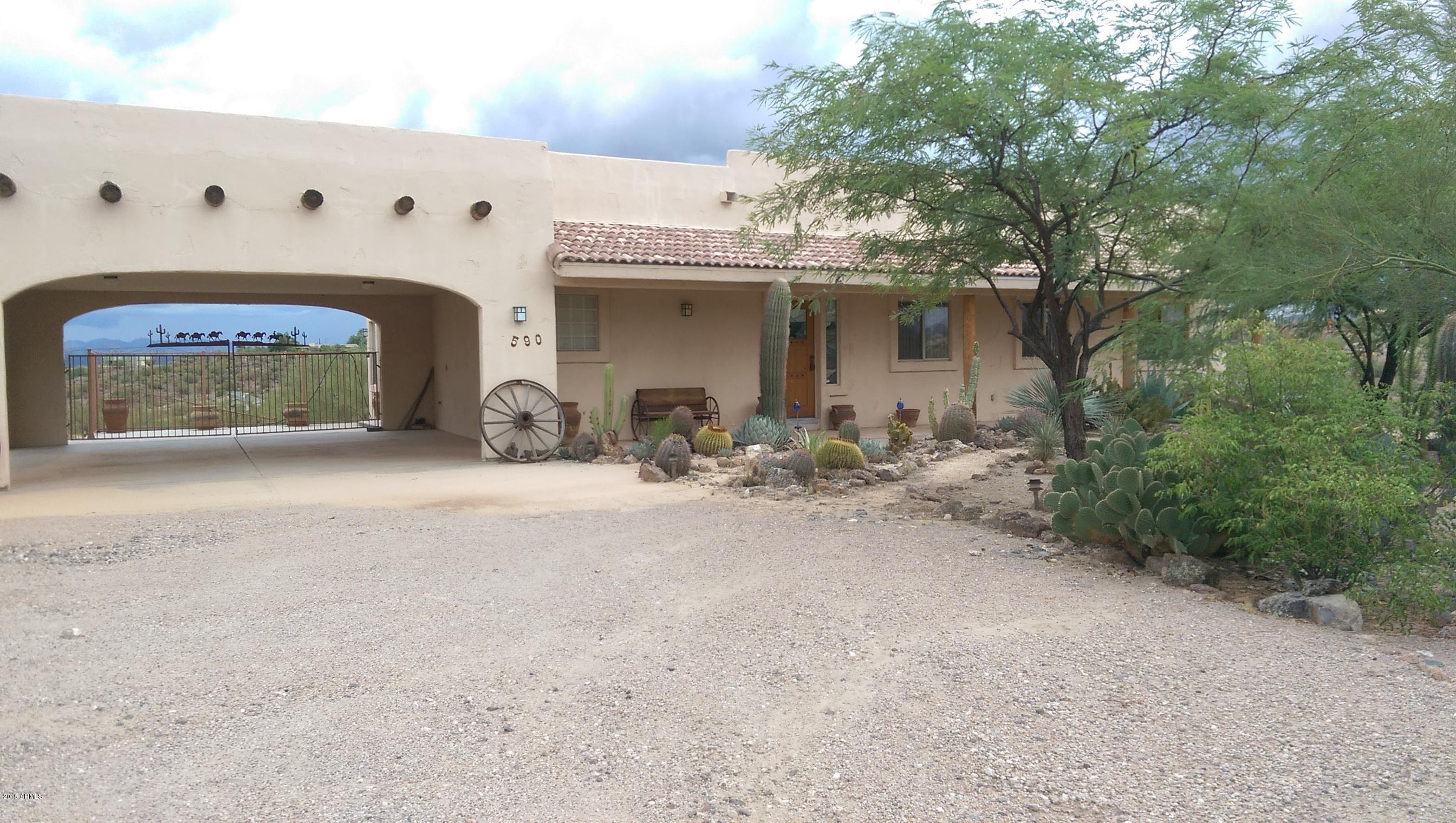 Photo of 1590 W JONES Road, Wickenburg, AZ 85390