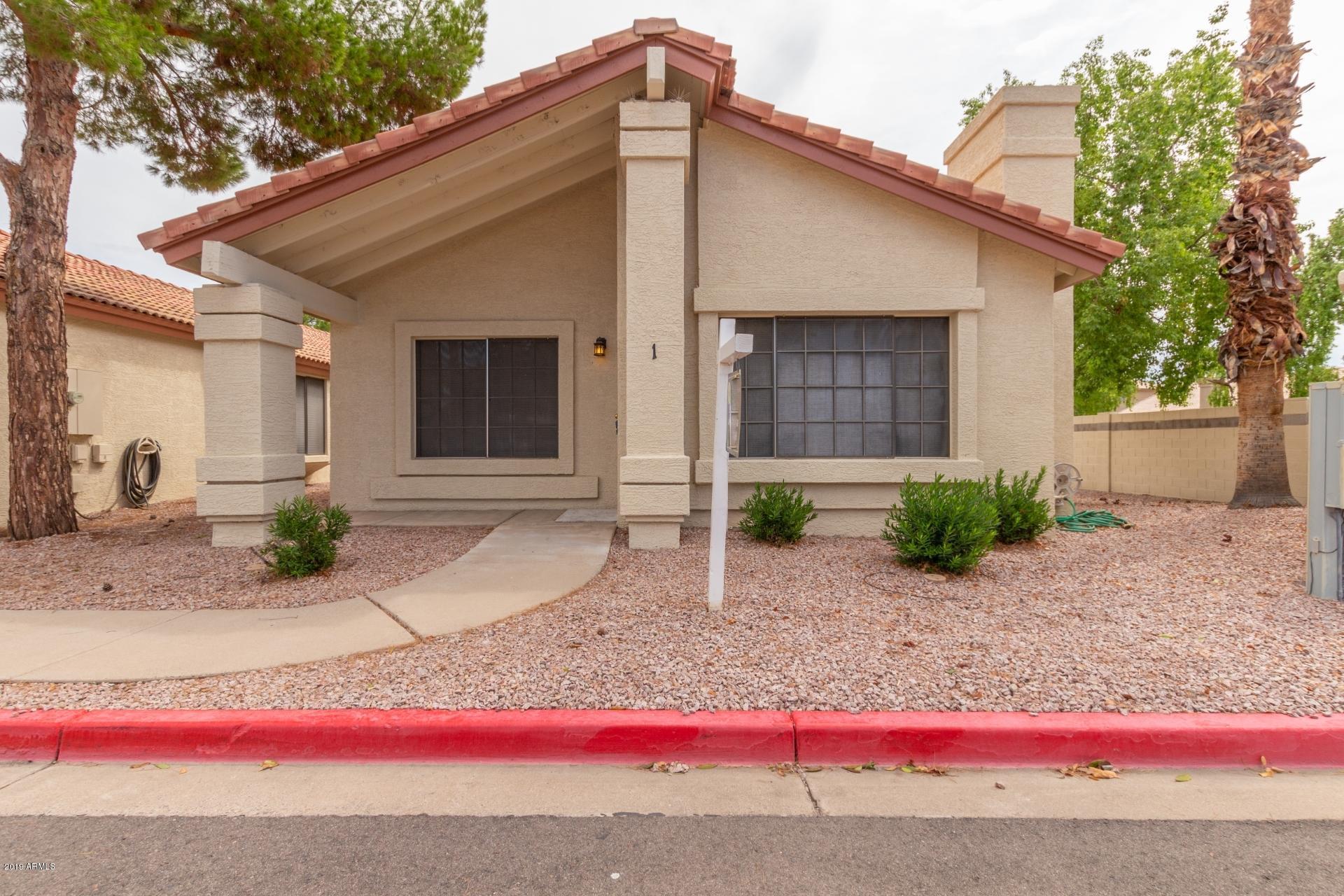 Photo of 1120 N VAL VISTA Drive #1, Gilbert, AZ 85234