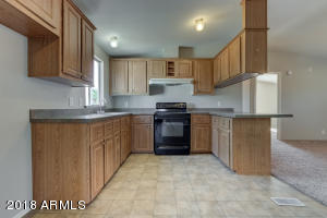 Nicely updated kitchen!