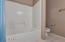 Hall Bath Tub/Shower