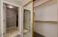 Master Walk-In Closet w/ Mirror Doors