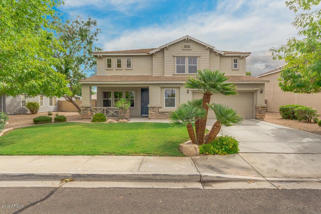 Photo of 1741 S PORTLAND Avenue, Gilbert, AZ 85295
