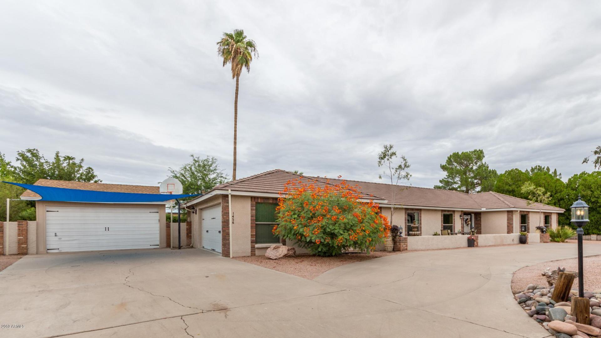 Photo of 1456 N GAYLORD Circle, Mesa, AZ 85213
