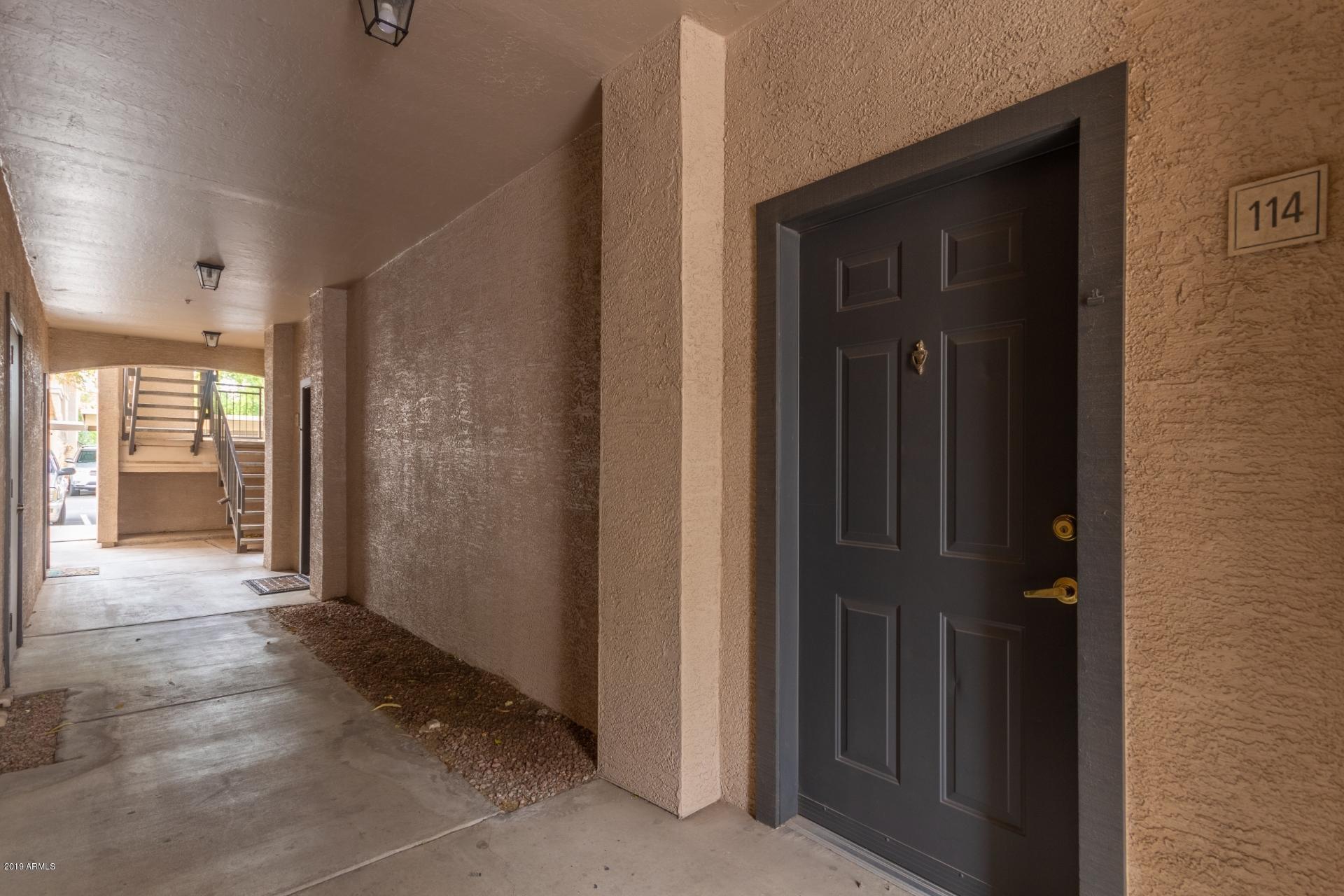 Photo of 5345 E VAN BUREN Street #114, Phoenix, AZ 85008
