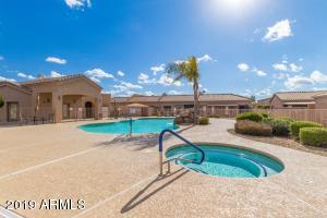 Gated Adult [45+] Community with Clubhouse, Pool and Spa.