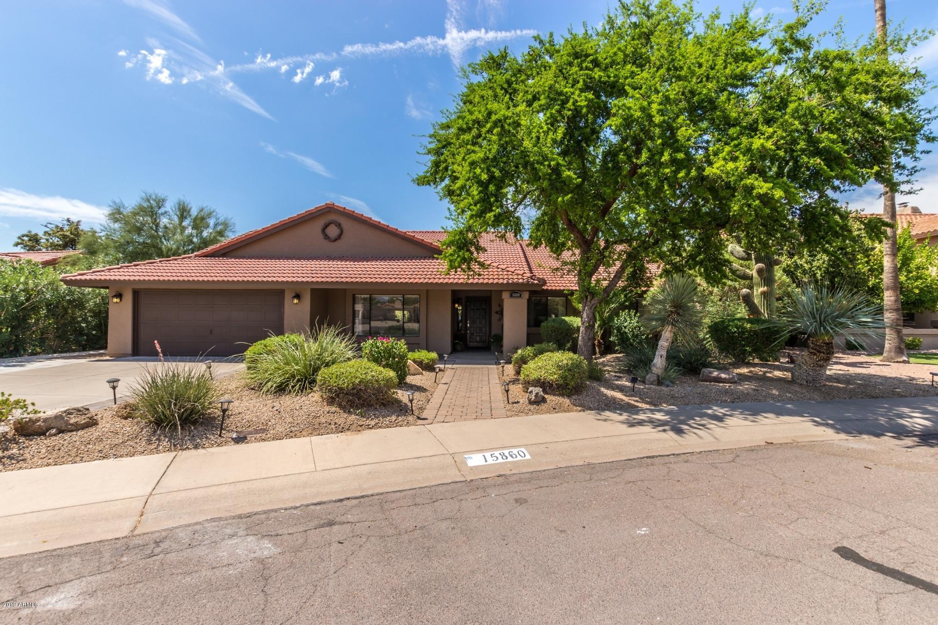 Photo of 15860 N 61ST Street, Scottsdale, AZ 85254