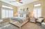 Master Bedroom is very Spacious and has new carpet & Shutters
