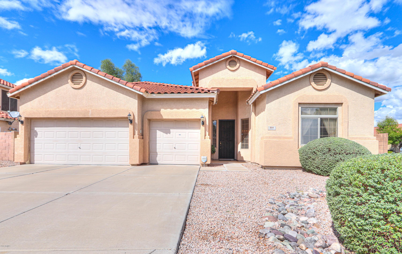 Photo of 844 W HEATHER Avenue, Gilbert, AZ 85233