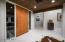 Solid Wood Core Doors Throughout with Emtek Hardward