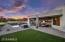 Modern Design Incorporated In Clean Landscape Design
