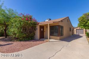 1614 W ENCANTO Boulevard, Phoenix, AZ 85007