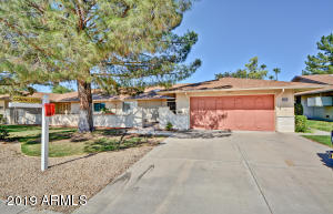 18646 N 130TH Avenue, Sun City West, AZ 85375