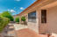Patio is Perfect for Relaxed Arizona Living