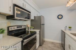 New Stainless stove, fridge and dishwasher