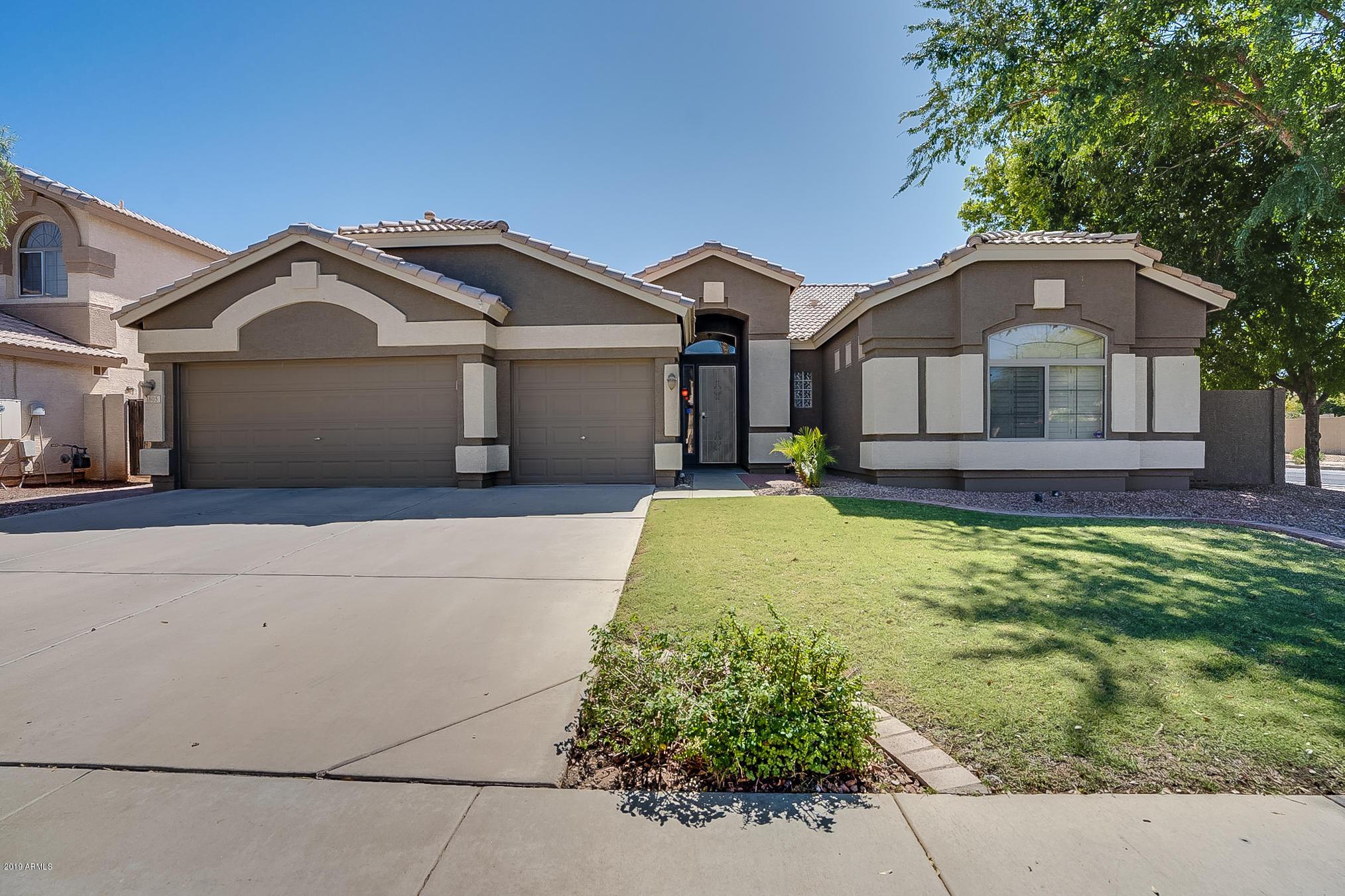 Photo of 1805 E PINTO Drive, Gilbert, AZ 85296