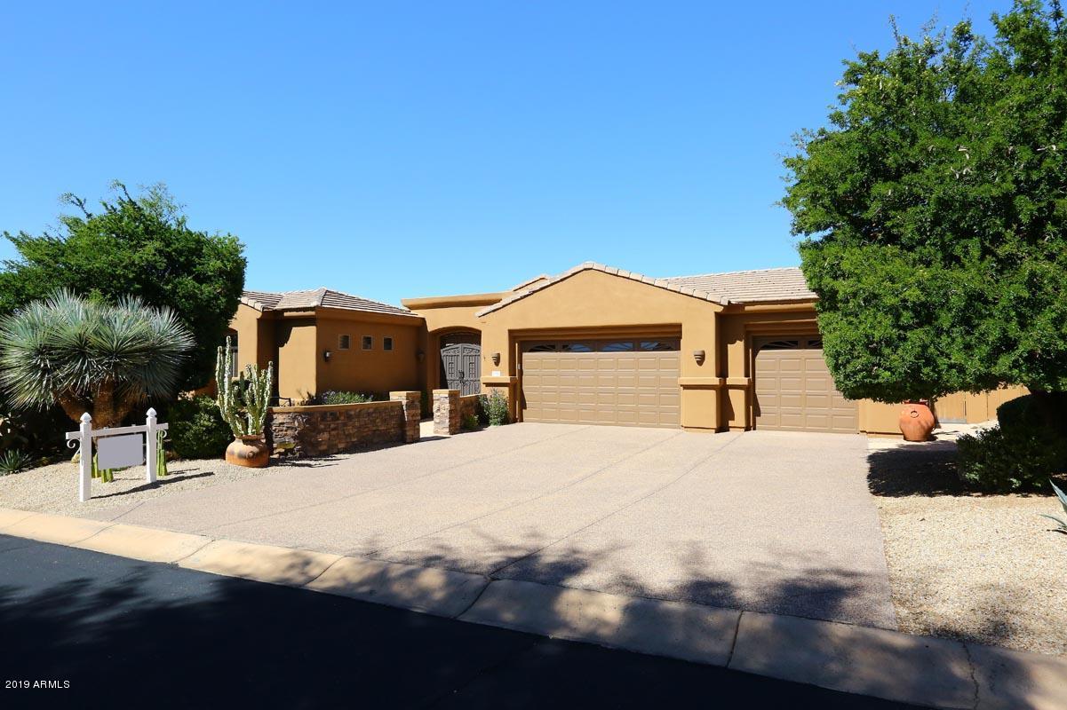 Photo of 9952 E SEVEN PALMS Drive, Scottsdale, AZ 85262