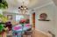 Check out dining area with view of Living Room and Family Room!