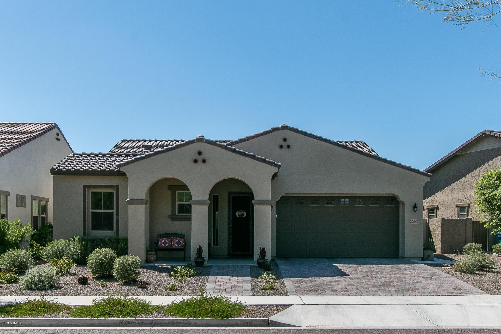 Photo of 20643 W HAZELWOOD Avenue, Buckeye, AZ 85396