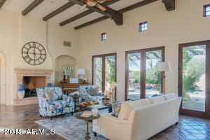 Experience old-world character and craftsmanship of this Mediterranean Villa tucked on 1.4 acres in the North Scottsdale's desirable Whisper Rock Estates.