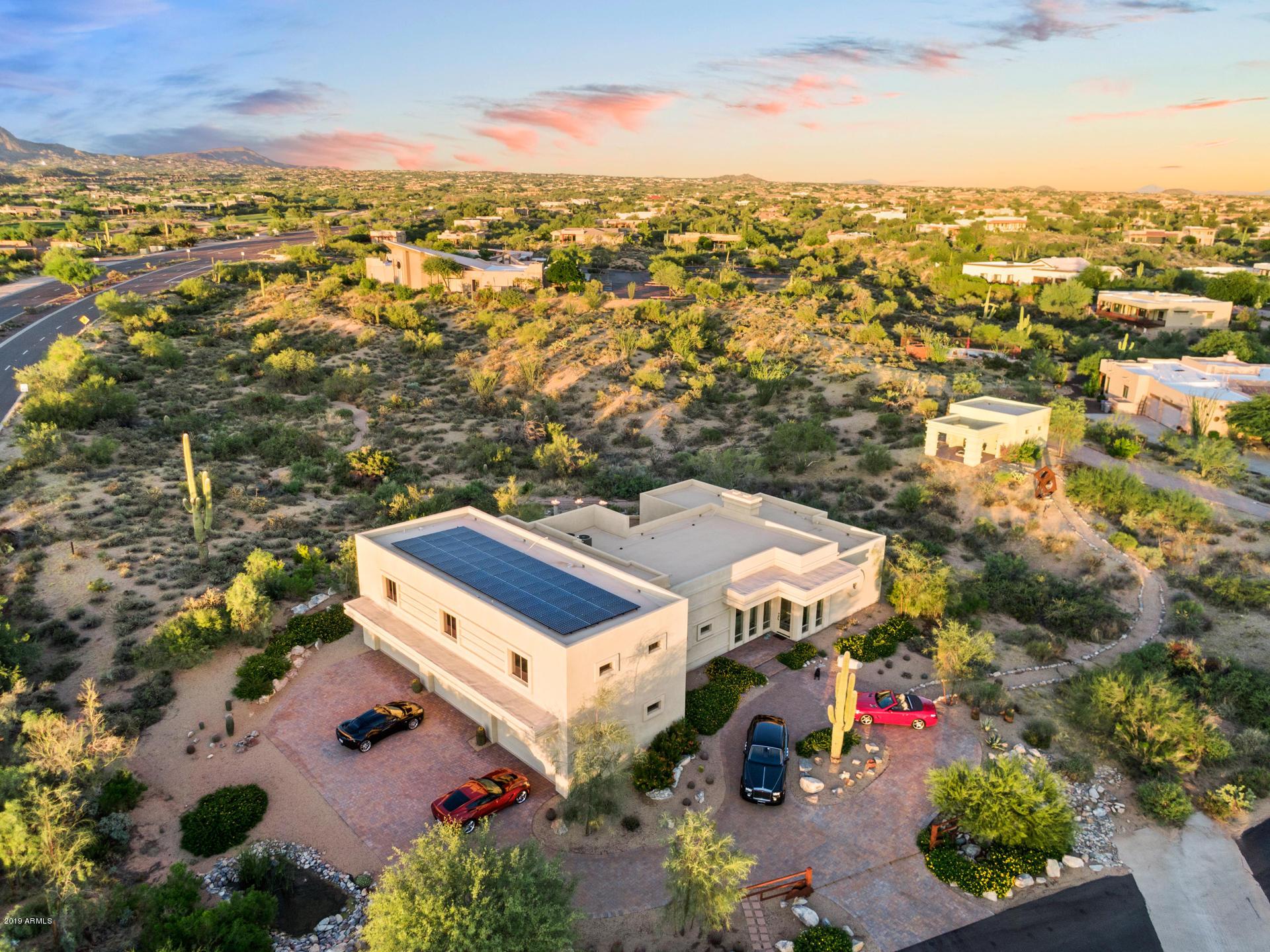 Photo of 36845 N TWILIGHT Trail, Carefree, AZ 85377