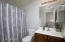GUEST BATHROOM NEXT TO 2ND BEDROOM