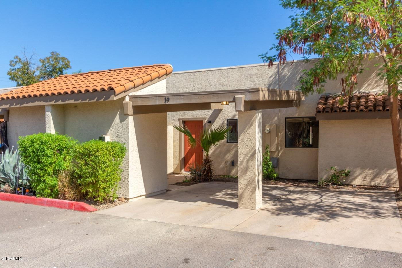 Photo of 2409 W CAMPBELL Avenue #19, Phoenix, AZ 85015