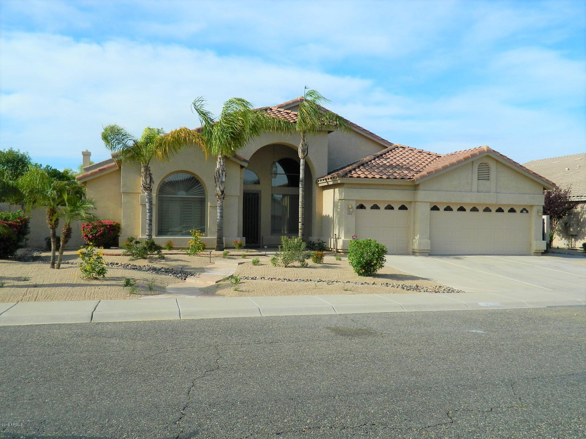 Photo of 7010 W QUAIL Avenue, Glendale, AZ 85308