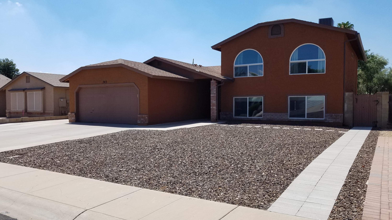 Photo of 743 E PALOMINO Drive, Gilbert, AZ 85296