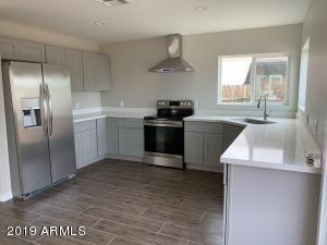 New Appliances, quartz countertops , Shaker cabinets