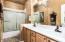 Third Bathroom with Dual Sinks