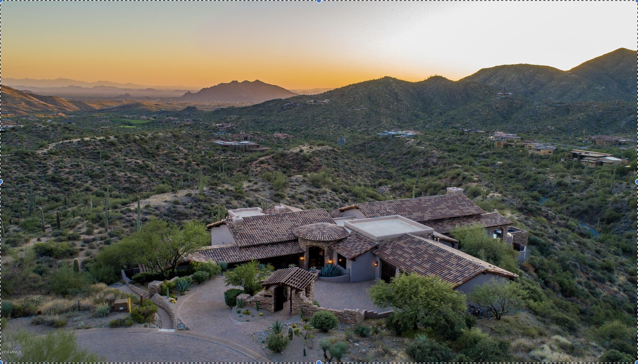 Photo of 9906 E Sienna Hills Drive, Scottsdale, AZ 85262