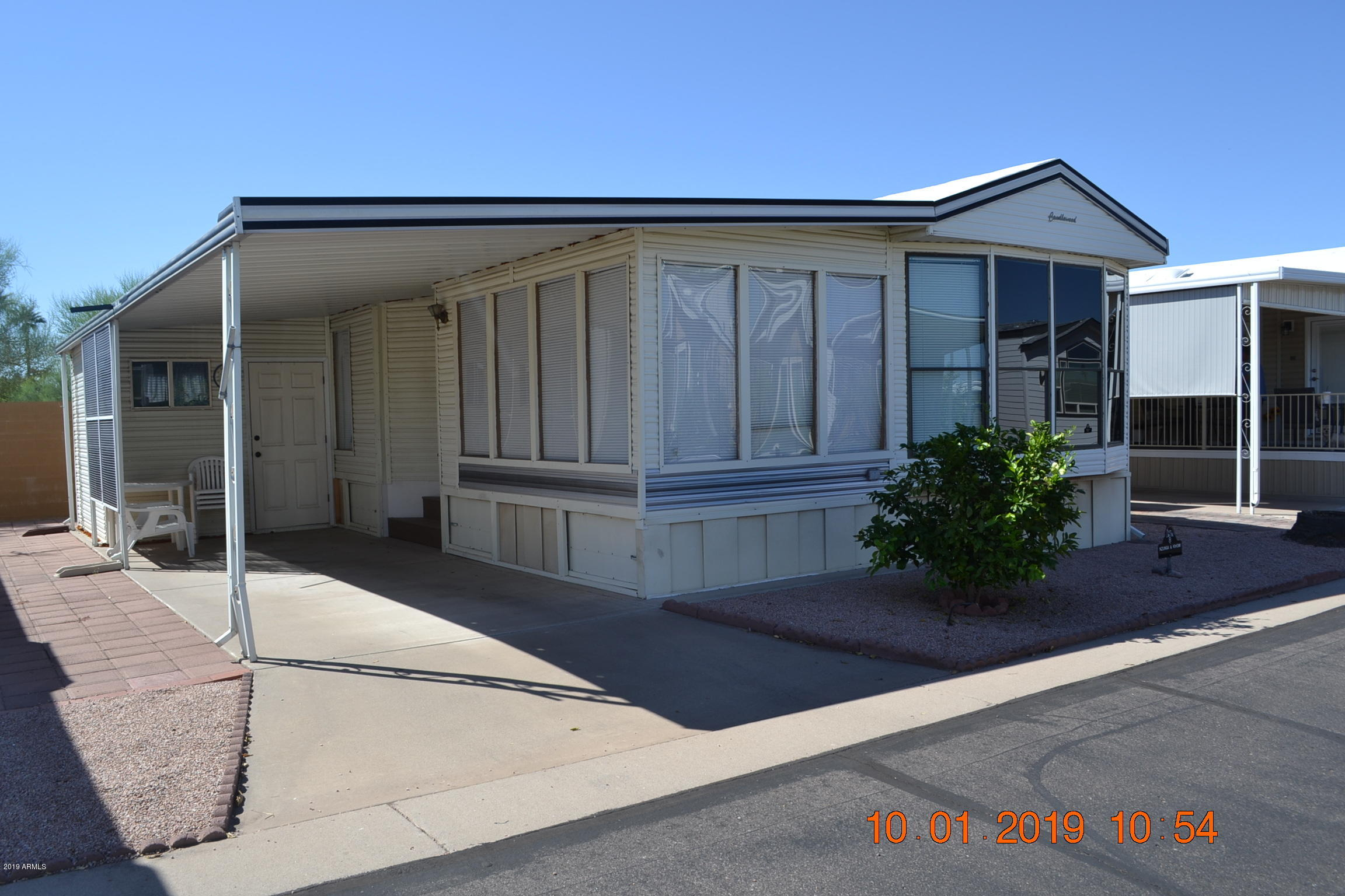 Photo of 7750 E BROADWAY Road #8, Mesa, AZ 85208