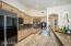 Kitchen with high-end appliances: Subzero, Dacor, Bosch, Viking
