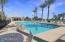 Community pool, gated community
