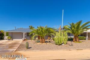 12008 N HACIENDA Drive, Sun City, AZ 85351