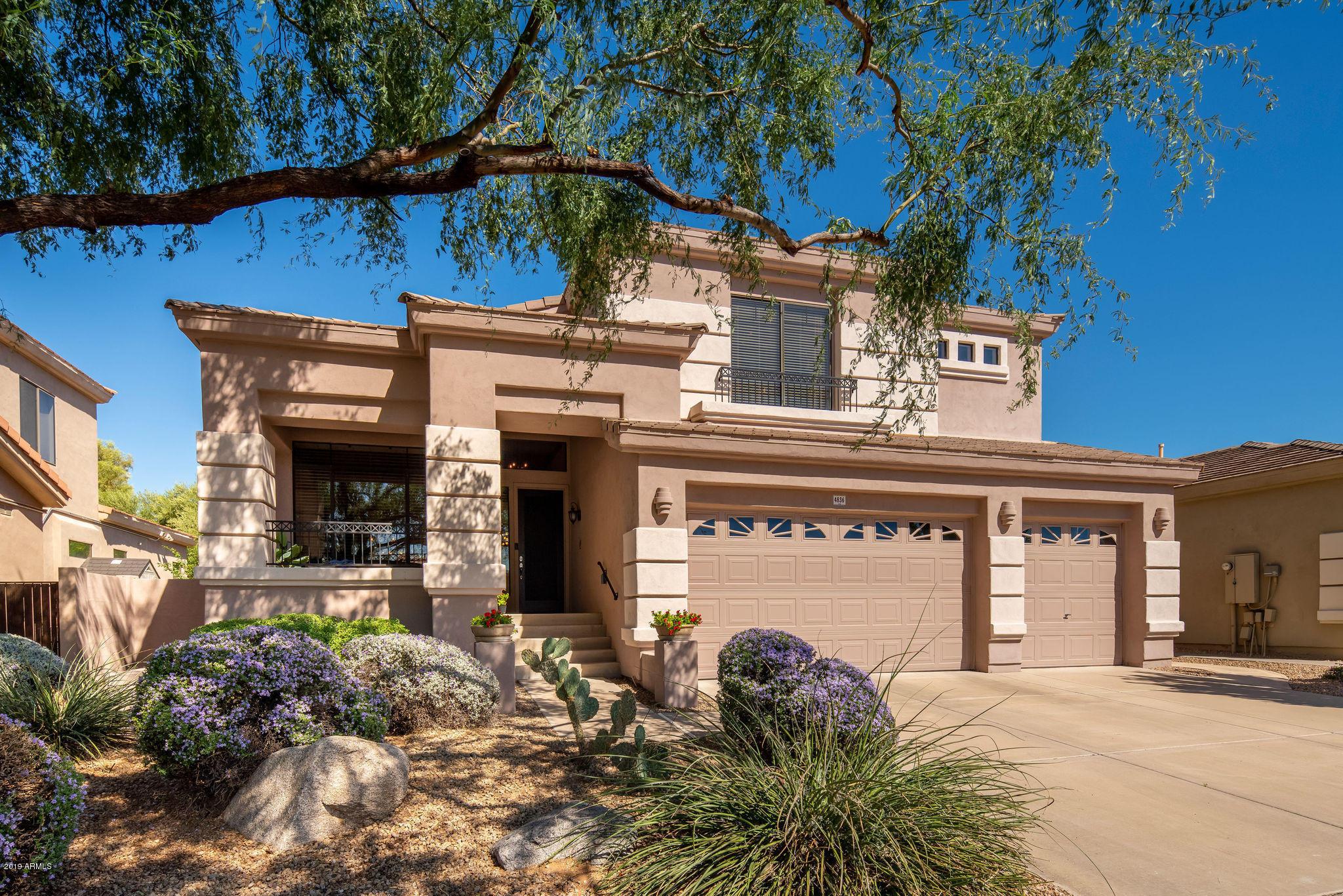 Photo of 4836 E ESTEVAN Road, Phoenix, AZ 85054
