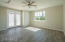 Office or 4th bedroom with exit to front couryard