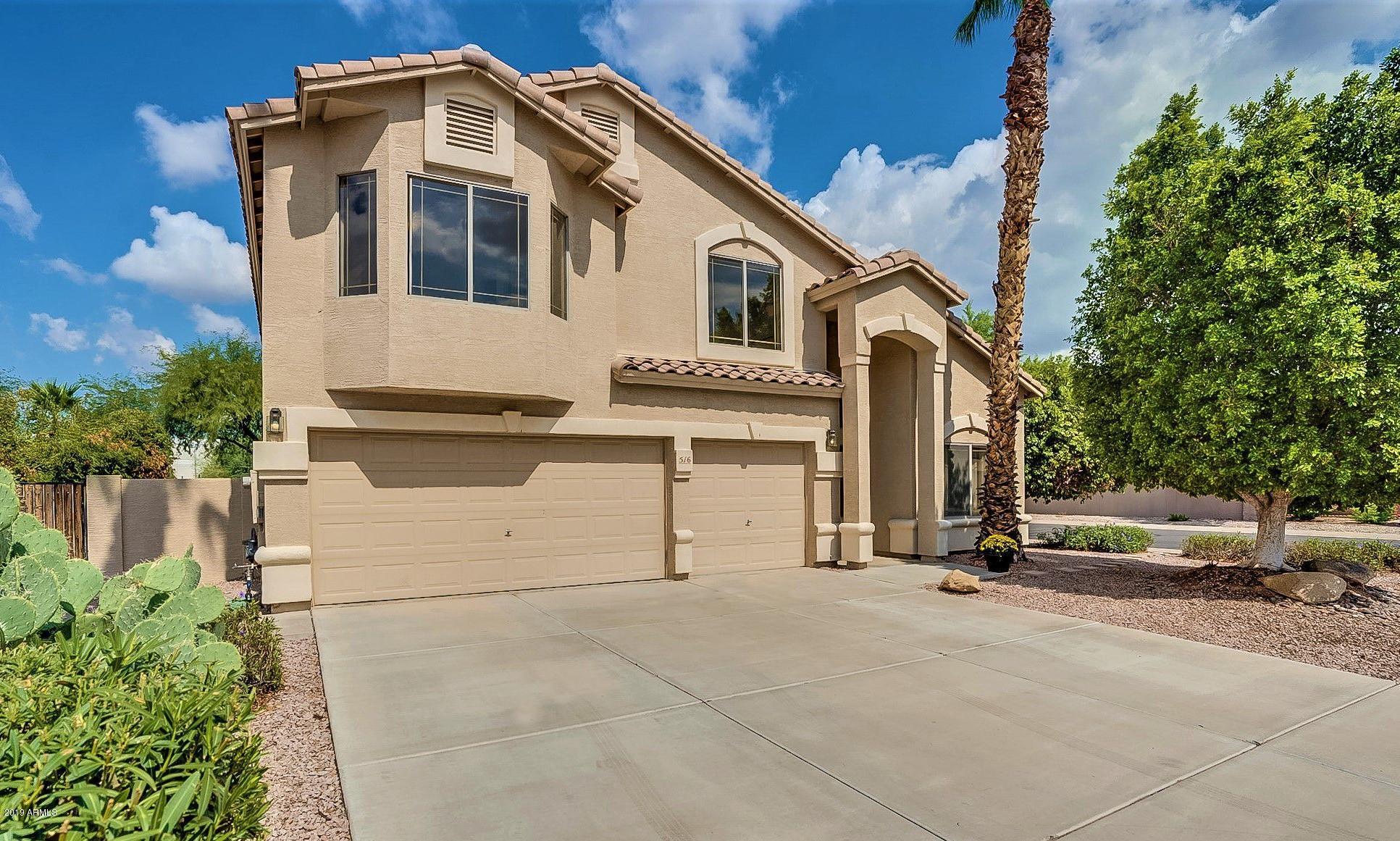 Photo of 516 W GARY Avenue, Gilbert, AZ 85233