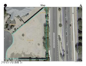 Subject property aerial view